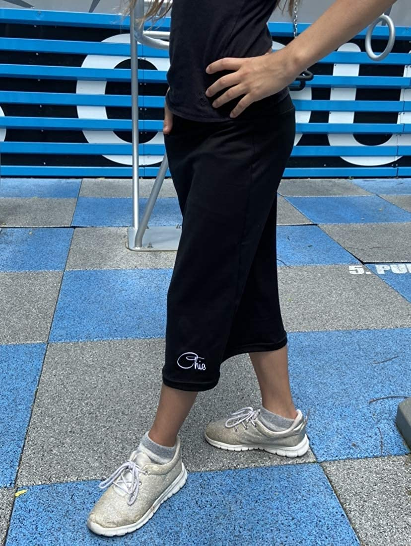 Modest, Stretchy, Zippered Pocket Chic Extreme Comfort Athletic Skirt for Girls