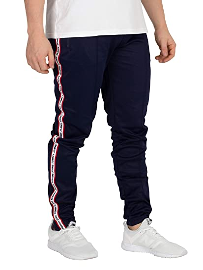 sells official lower price with Tommy Jeans Men's Track Joggers, Blue: Amazon.co.uk: Clothing