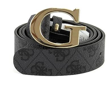 a360eb0362a0 Guess Florence Adjustable Belt W105 Coal - kürzbar