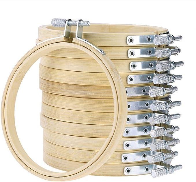 Andifany Metall Duschvorhang Ringe mit leichten Gleitrollen