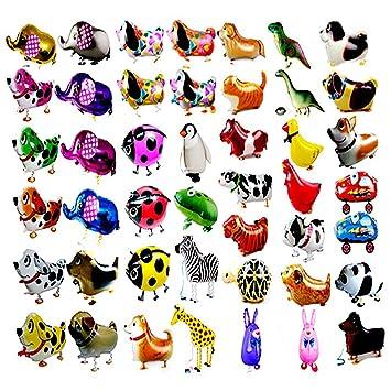 Frosch Tier Ballon Folie Walking Pet Geschenke für junge Mädchen Kind  X