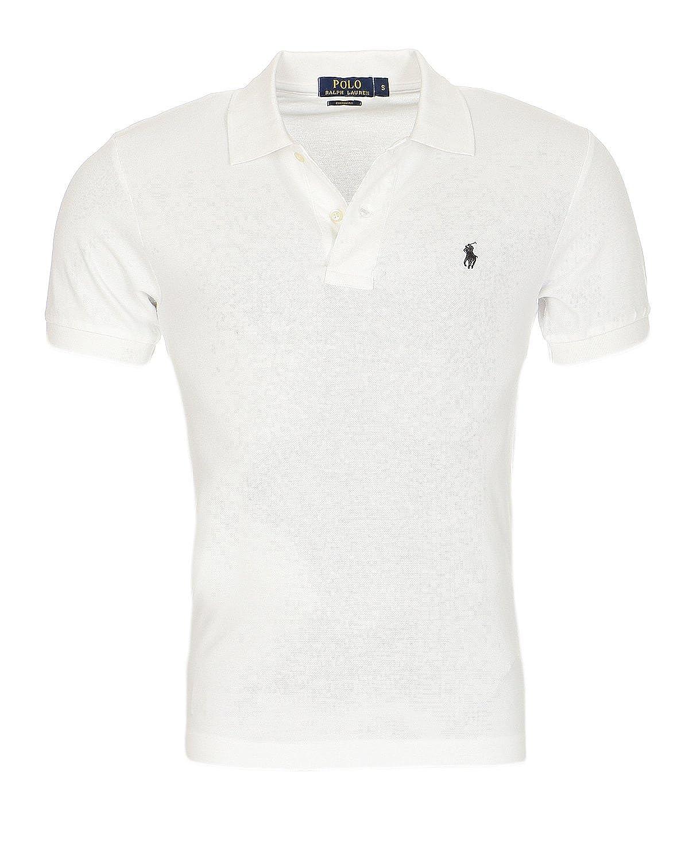 Ralph Lauren Poloshirt small pony, Custom Fit, Homme Multicolore - Large NEW   Amazon.fr  Vêtements et accessoires 0314caee8865