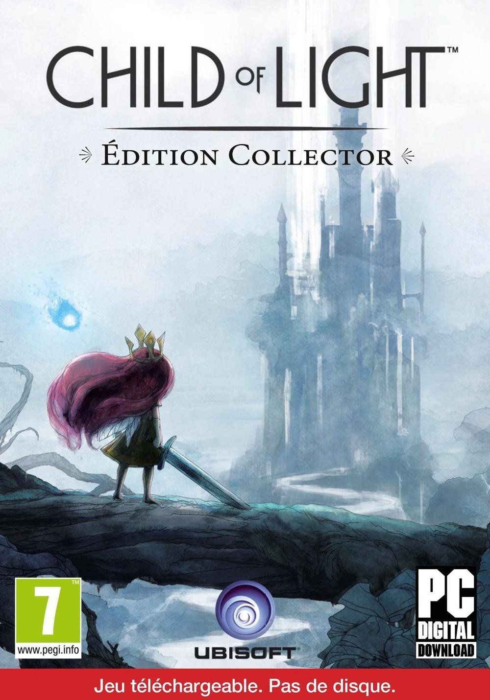 Child of light : Édition collector | Ubisoft