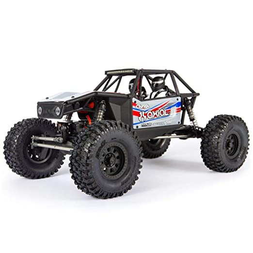 Amazon.com: Axial Capra 1.9 Unlimited 4WD RC Trail Buggy ...