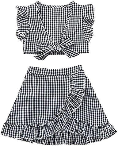Conjuntos para Bebés Niñas 2019 Primavera Verano PAOLIAN Camisetas ...