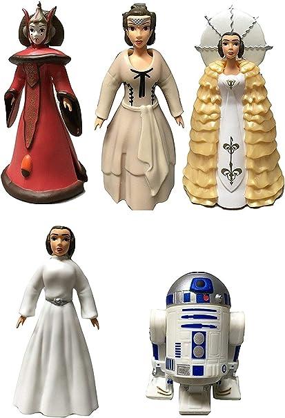 Queen Amidala Princess Leia Deluxe Dress Up Set Disney Parks Star Wars