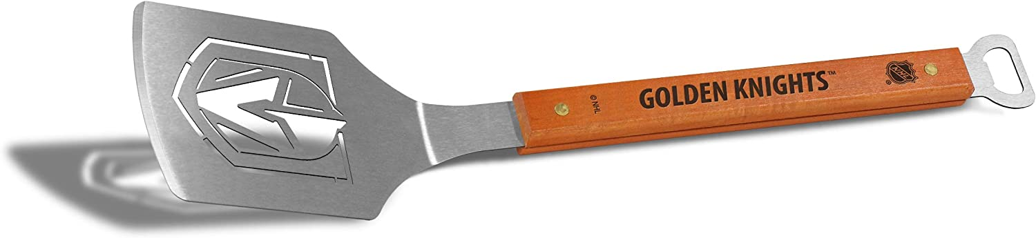 YouTheFan NHL Classic Series Sportula 18 Stainless Steel Laser-Cut Logo Spatula
