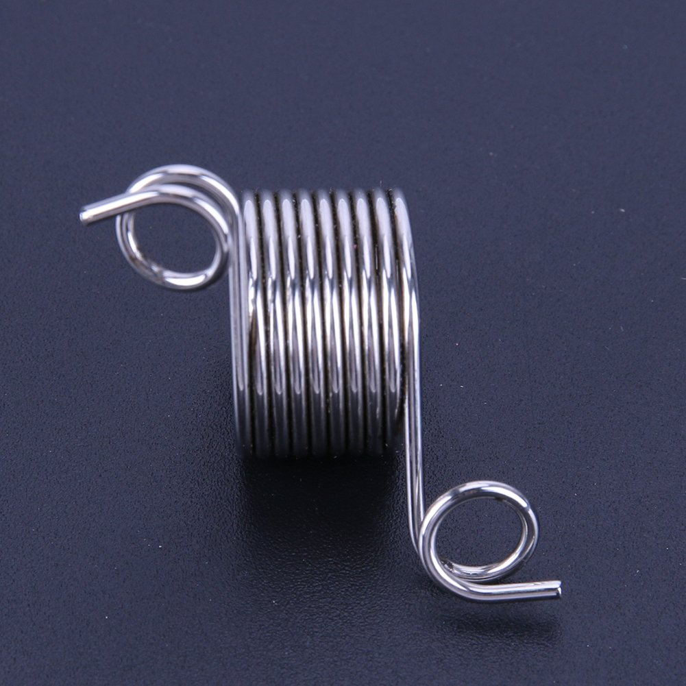 Whitelotous Stainless Steel Finger tip Accessories DIY for Weaving Tools Crafts Knitting Small