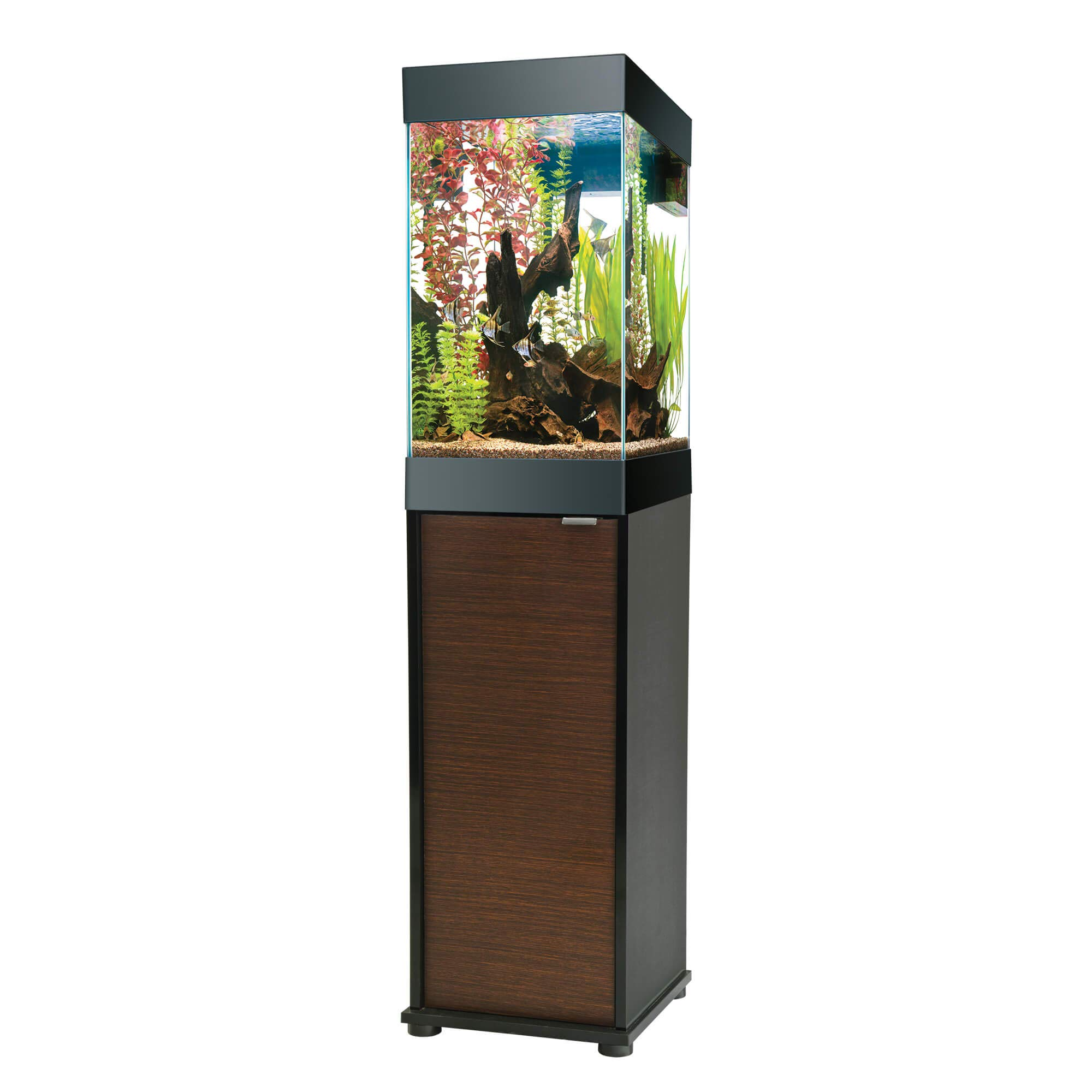 All Glass Aquarium AAG51007 15column Stand Knockdown