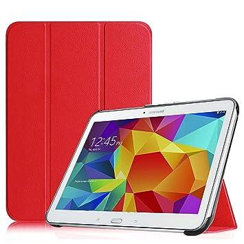 Fintie SlimShell Funda para Samsung Galaxy Tab 4 10.1