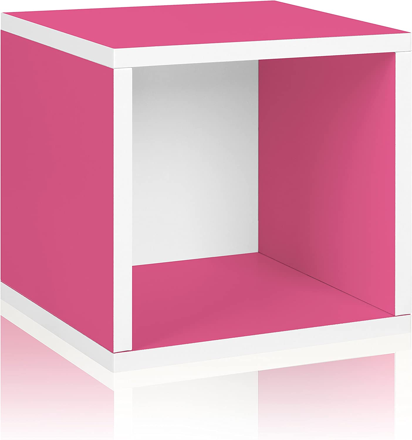 Stackable Storage Cube, Cubby Organizer