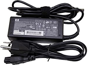 UpBright 65W 18.5V AC/DC Adapter Compatible with Original HP EliteDesk 800 G2 SFF PC 800 DM 35W G2 Desktop Computer 800-G2 800G2 Business Mini PC Genuine Power Supply Cord Cable Battery Charger PSU