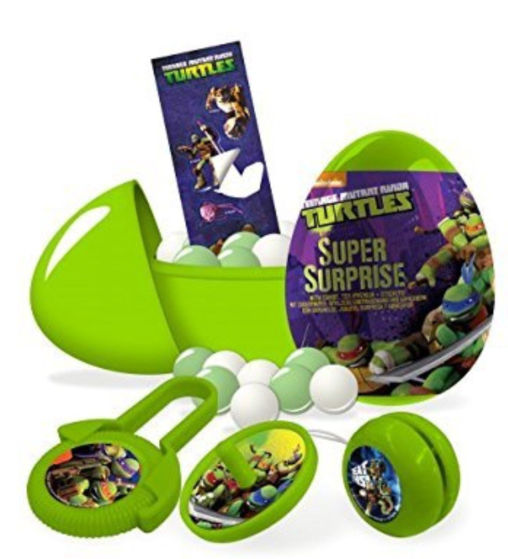 Amazon.com: Tres Nuevos Teenage Mutant Ninja Turtles ...