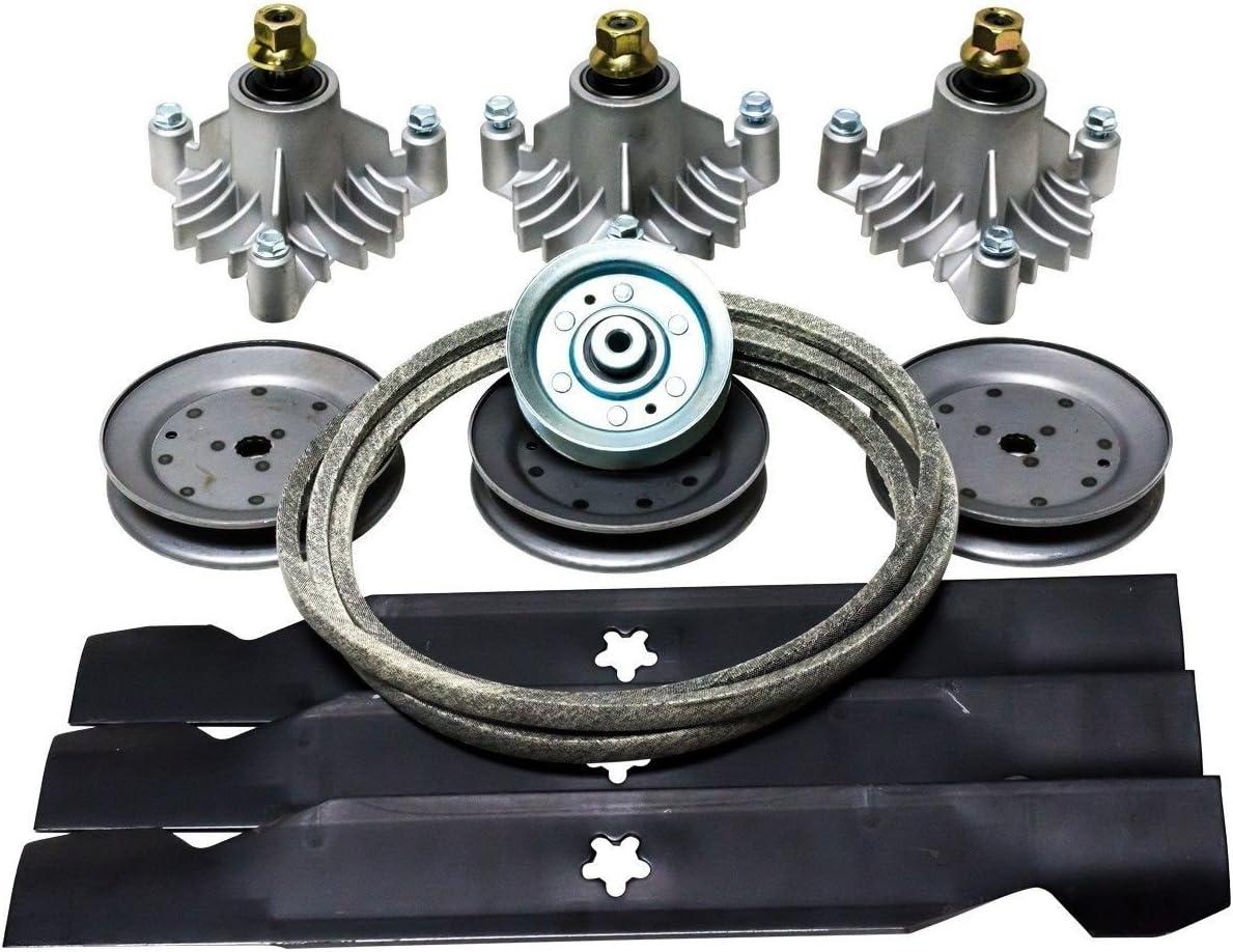 """50/"""" Deck Rebuild Kit Craftsman Sears 144959 153535 131494 143651 137380"""