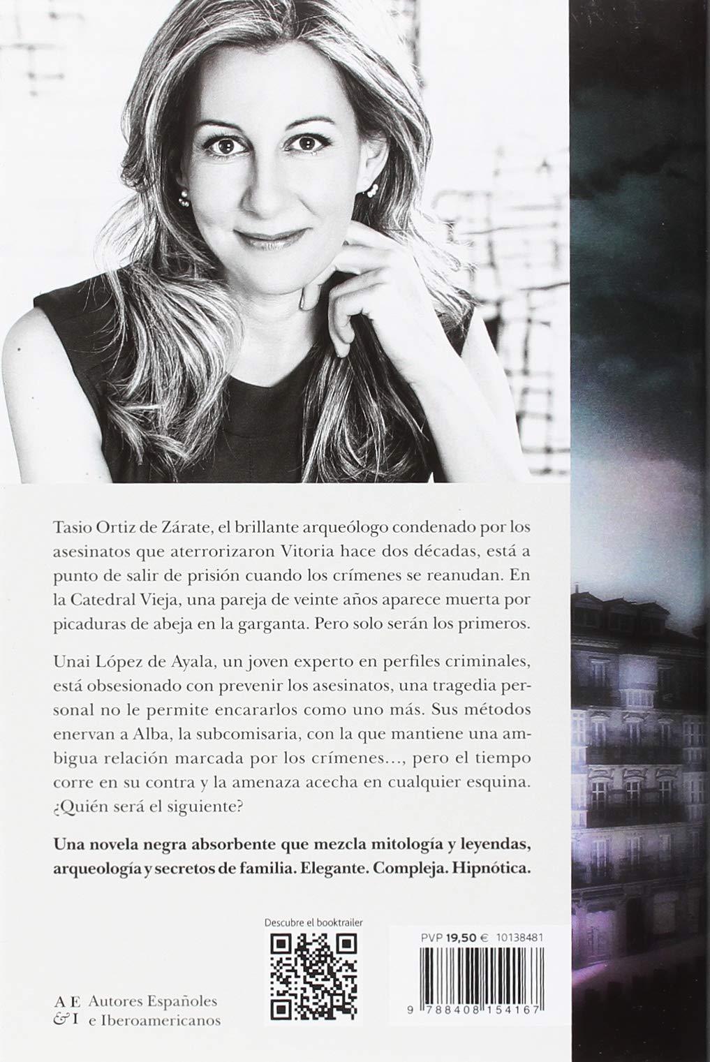 El silencio de la ciudad blanca: Trilogia de la Ciudad Blanca 1 Autores  Españoles e Iberoamericanos: Amazon.es: Eva García Sáenz de Urturi: Libros