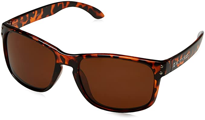 NORTHWEEK Bold, Gafas de Sol Unisex, Shine Tortoise Brown, 45