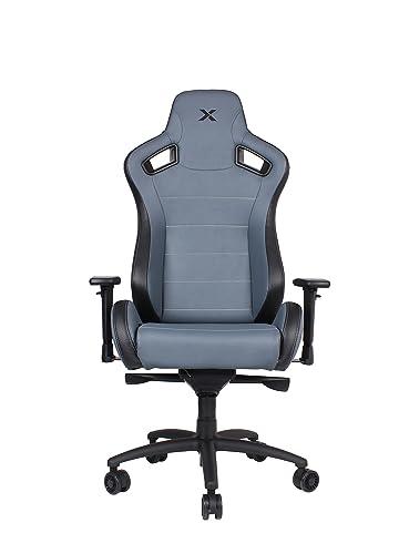 Carbon Line Charcoal Grey Sleek Design Gaming U0026 Lifestyle Chair By RapidX