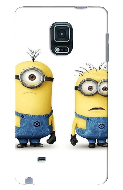sale retailer 3a3ac 82ac5 Samsung Galaxy Note 4 Edge Cartoon print hard high: Amazon.in ...