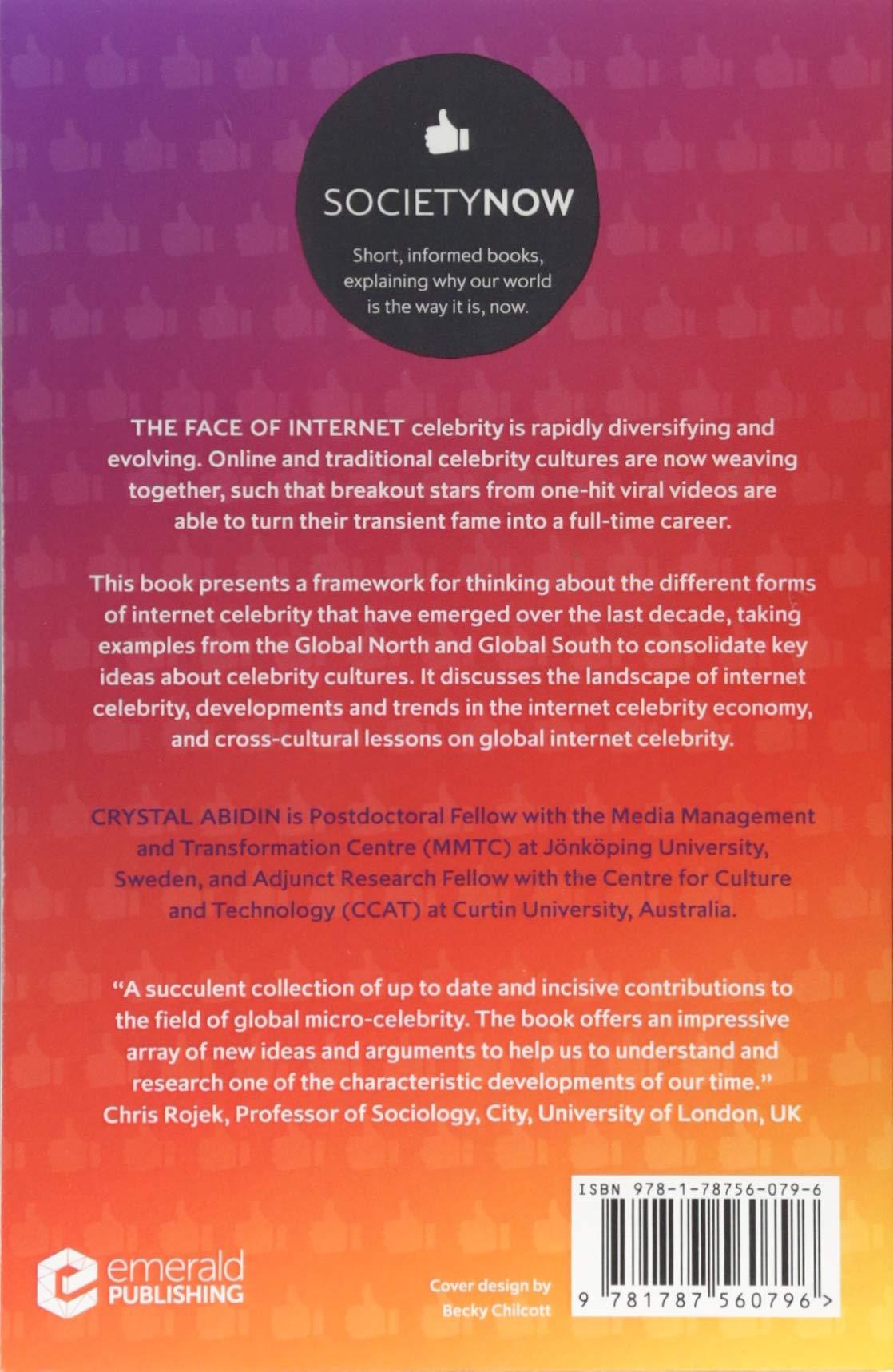 Internet Celebrity Understanding Fame Online Amazon Com Br