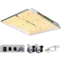 MARS HYDRO TS 1000W Led Grow Light Sunlike Full Spectrum LED Growing Lights for Indoor Plants Greenhouse Veg Bloom with…