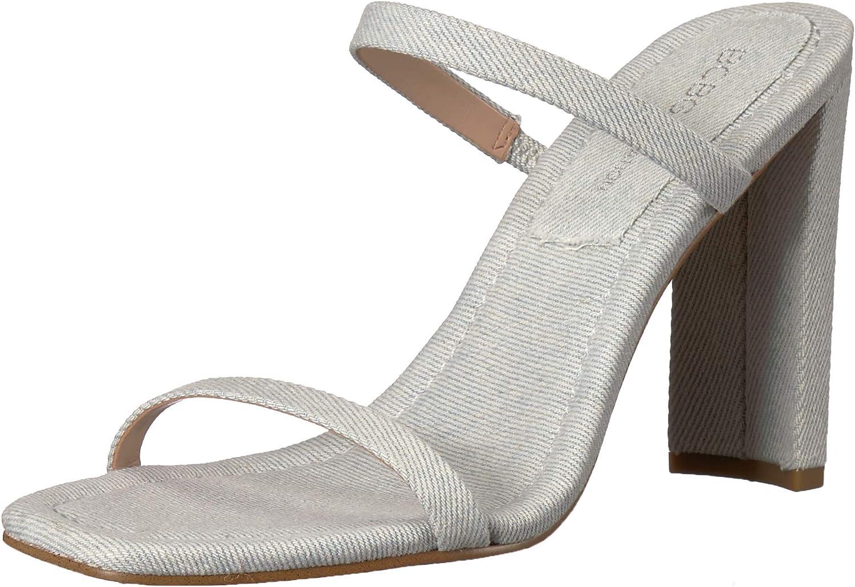 BCBGeneration Women's Whitney Sleek Sandal Max 79% OFF Max 75% OFF Heeled Mule