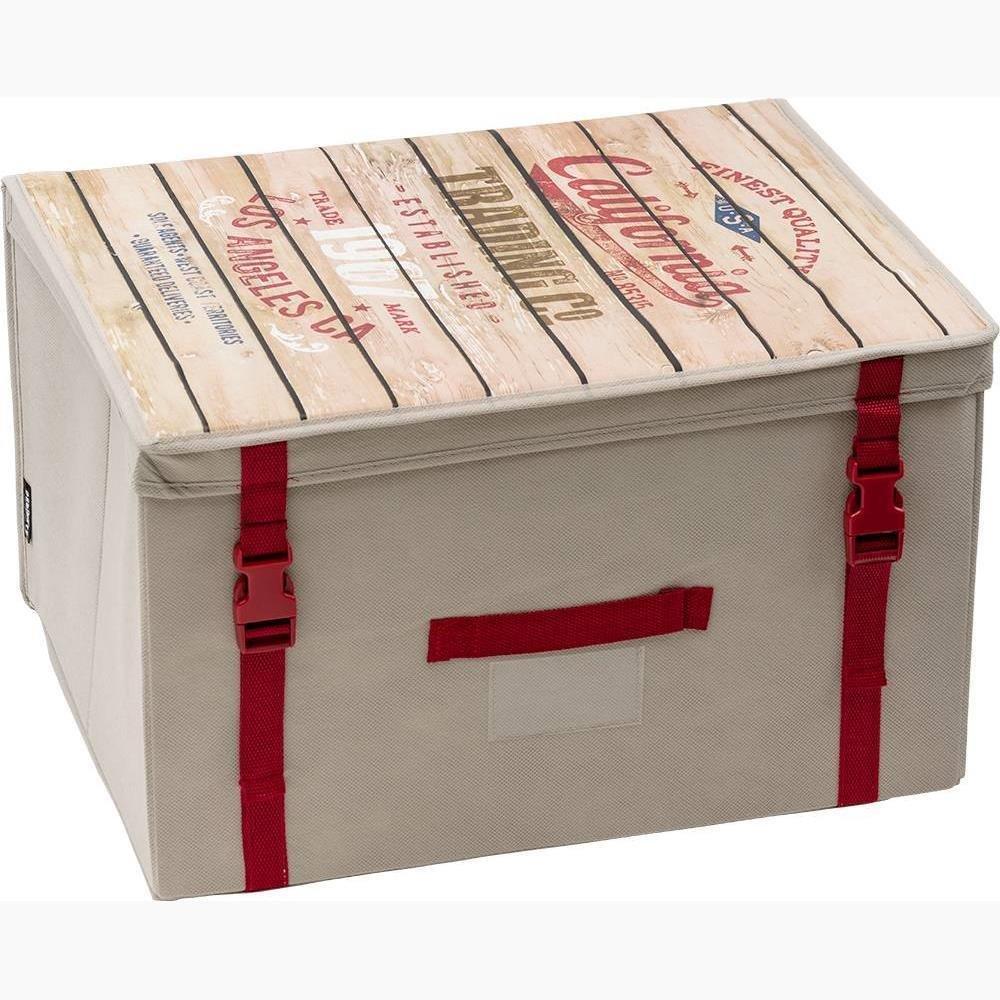 Baule trunk box california 50x40x30cm 7968 ordinet Colombo Smartplastic spa