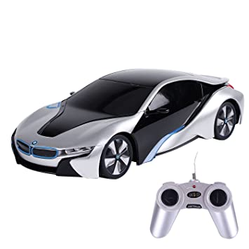 Buy Webby Bmw I8 Concept 1 24 Remote Control Sports Car Silver