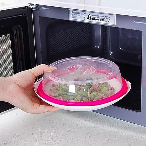 Cubierta de microondas para alimentos Gotian con ventilación ...