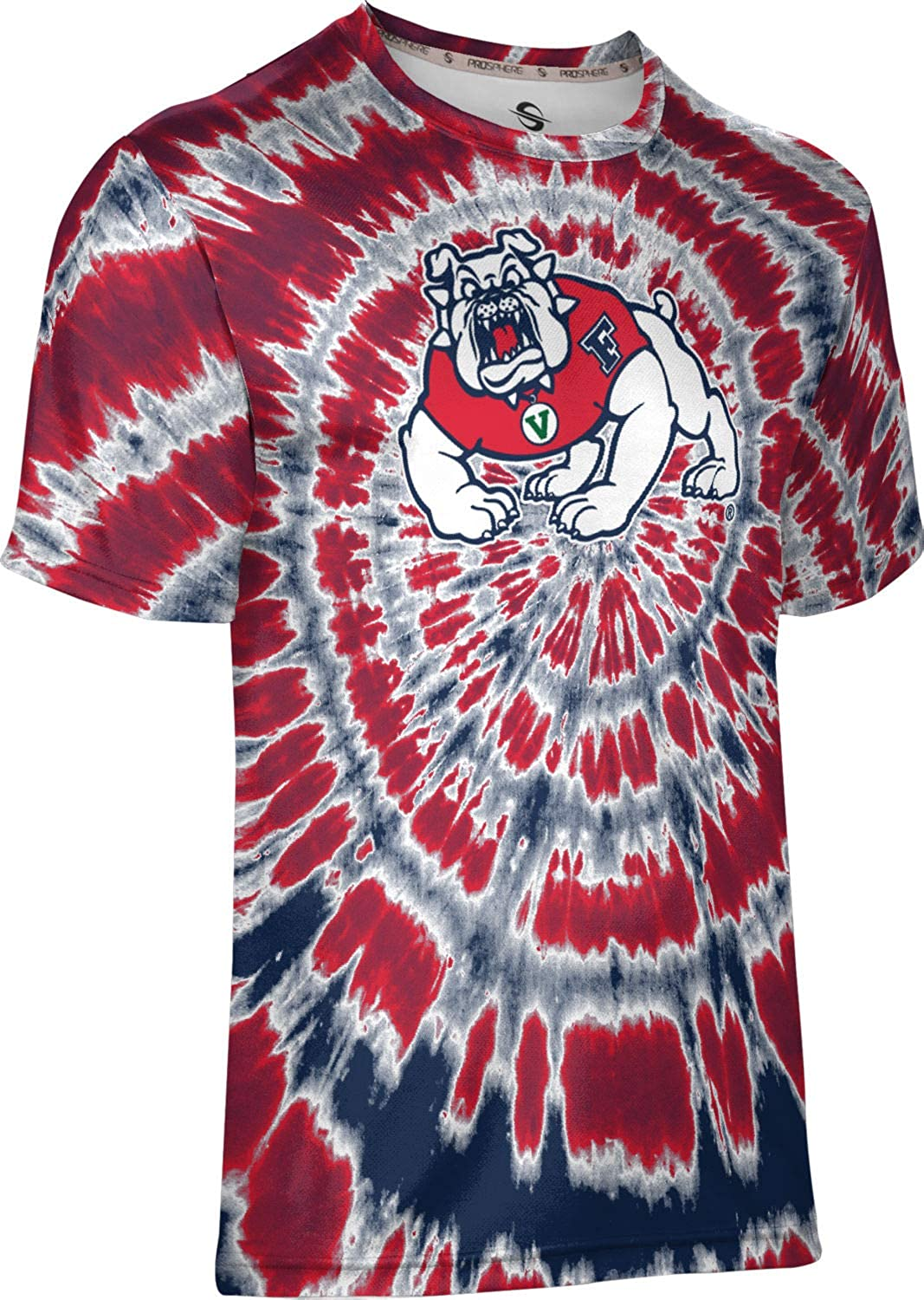 Tie Dye ProSphere Fresno State University Mens Performance T-Shirt