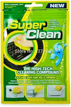 Magic super clean Cyber teclado polvo de limpieza barro ...