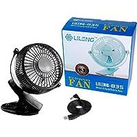 Dooret Mini USB Fan Mute Velocidad del viento