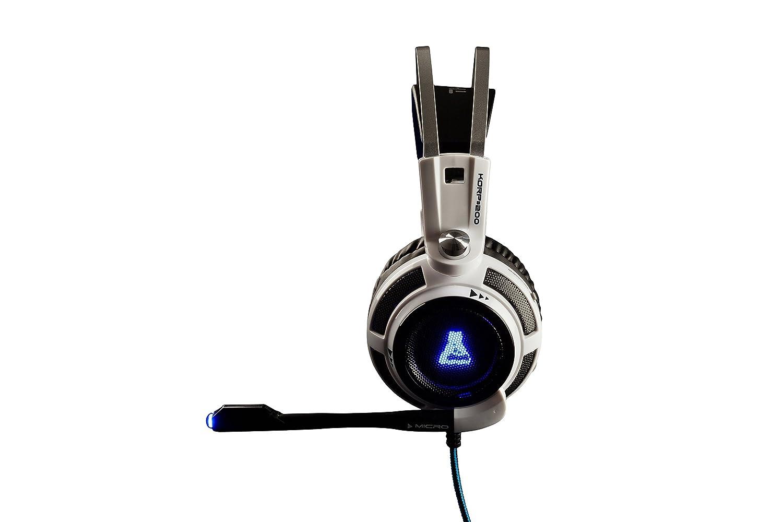 The G-Lab KORP200 - Cascos Gaming (Compatibles con PC, Xbox y PS4: The: Amazon.es: Electrónica