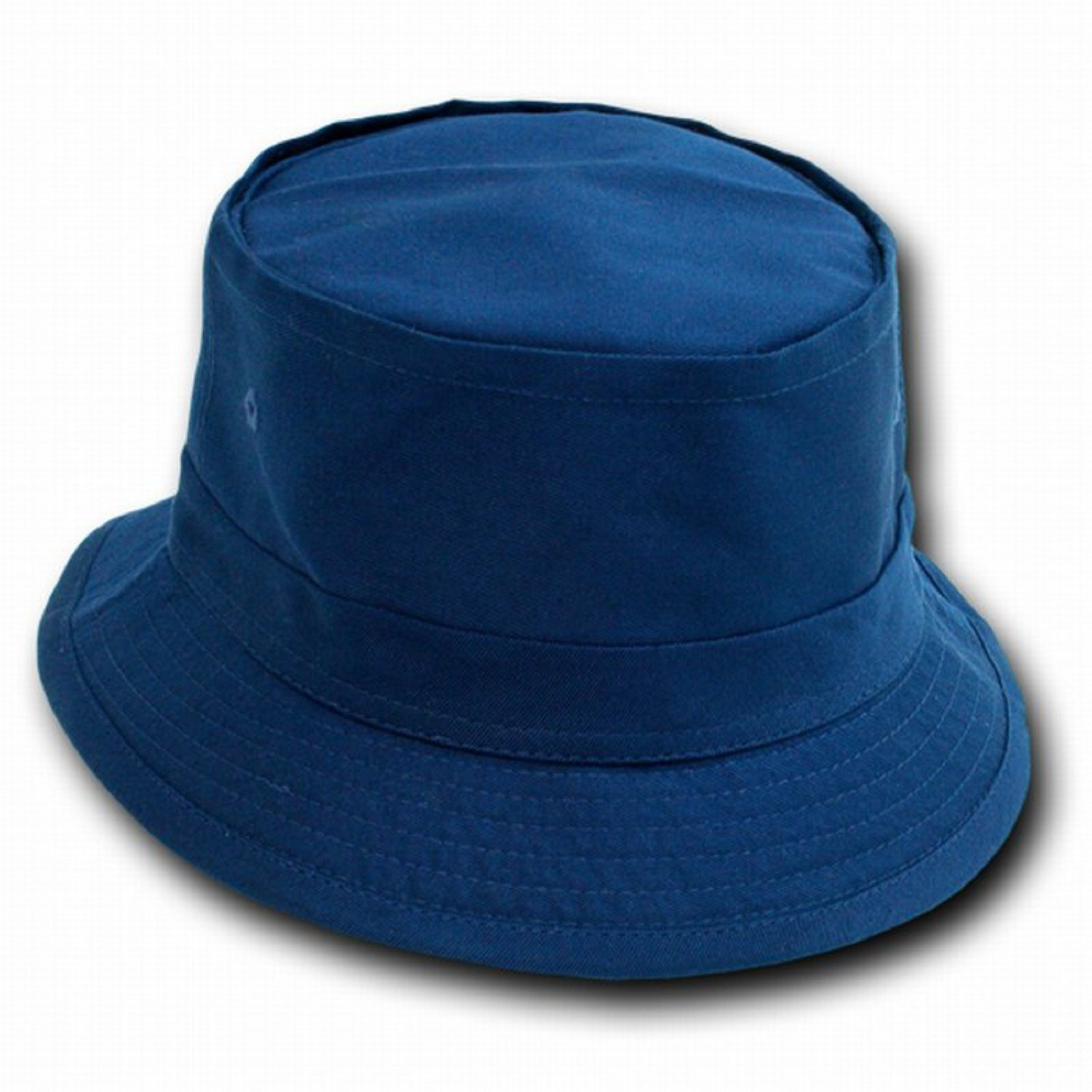 DECKY NAVY BLUE BUCKET HAT FISHING FISHERMAN S HAT SUN CAP SIZE SMALL MED  at Amazon Men s Clothing store  Other Products 685d9035e7f