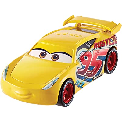 Disney Pixar Cars Rust-eze Cruz Ramirez: Toys & Games
