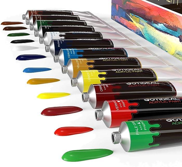 Top 10 Genesis Air Dry Paint Set