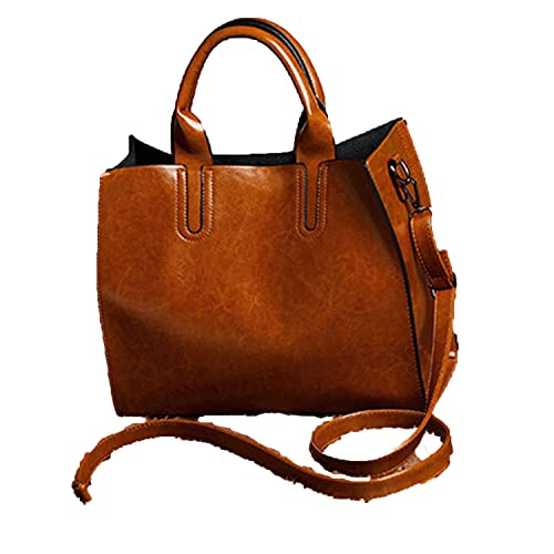 f156f437bce7 Amazon.com  Leather Bags Handbags Women Famous Brands Big Casual Women Bags  Trunk Tote Spanish Brand Shoulder Bag Ladies  Shoes