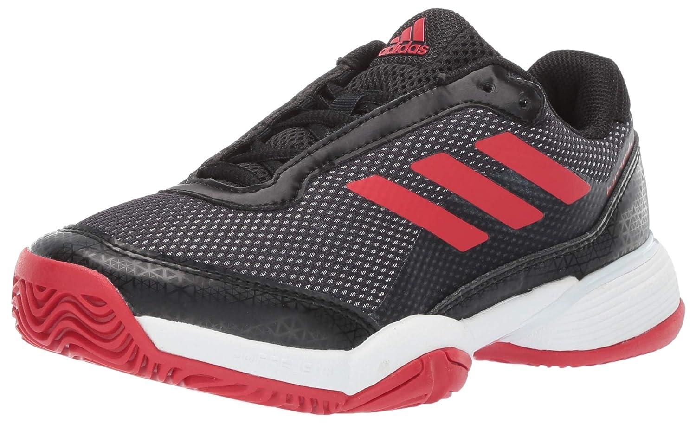 adidas Kids' Barricade Club Xj Tennis Shoe