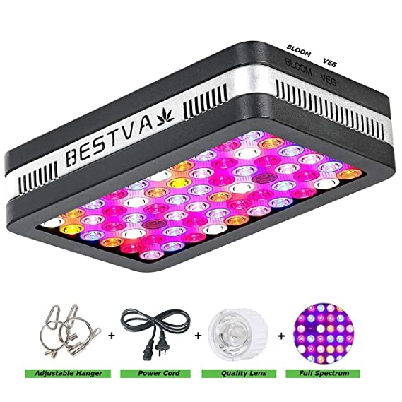 BESTVA Reflector Series 600W LED Grow Light