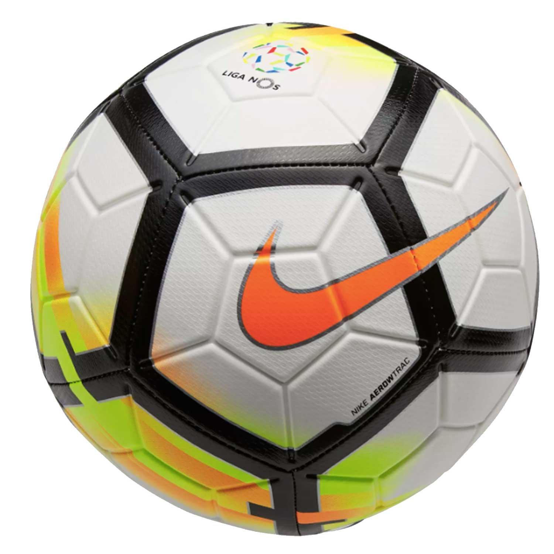 Nike LP Nk Strk Balón de Fútbol, Hombre, Blanco/Naranja (Laser ...