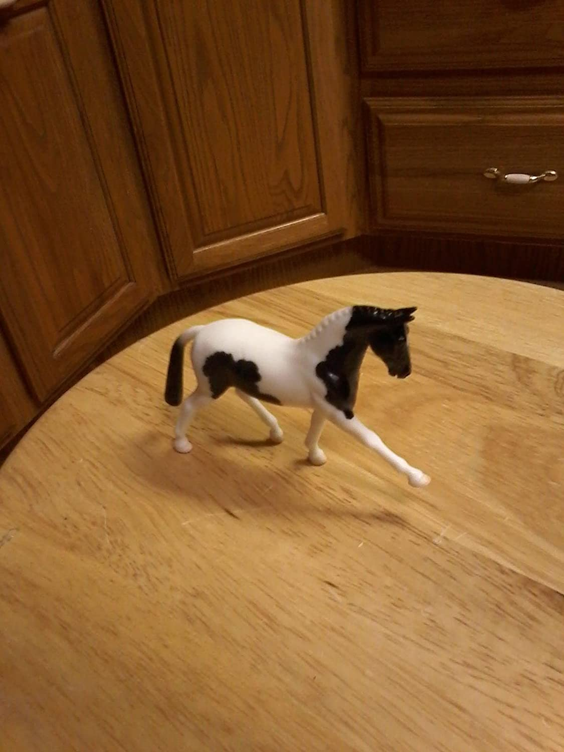 breyer paint dressage horse stablemate