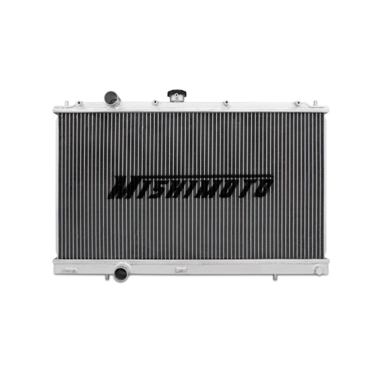 Mishimoto Mmrad Evo 456 Manual Transmission Performance 2004 Hyundai Tiburon Gt Parts Diagram Wiring Schematic Aluminium Radiator For Mitsubishi Lancer Evolution Automotive