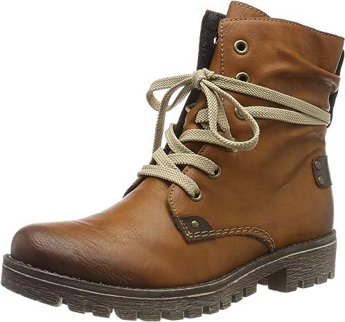 Rieker Damen 785g1 Stiefeletten: Rieker: : Schuhe