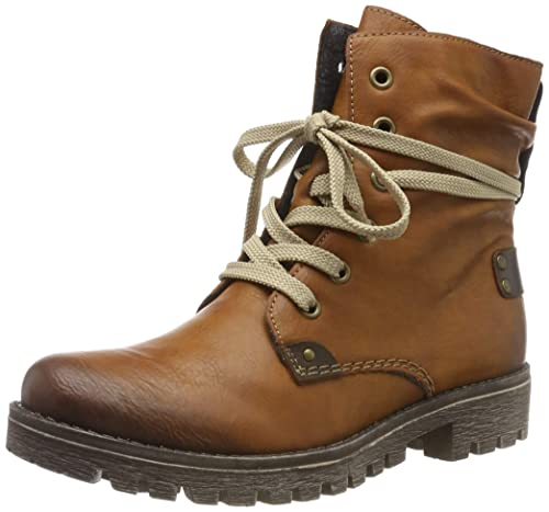 Rieker Damen 70822 Stiefel: : Schuhe & Handtaschen