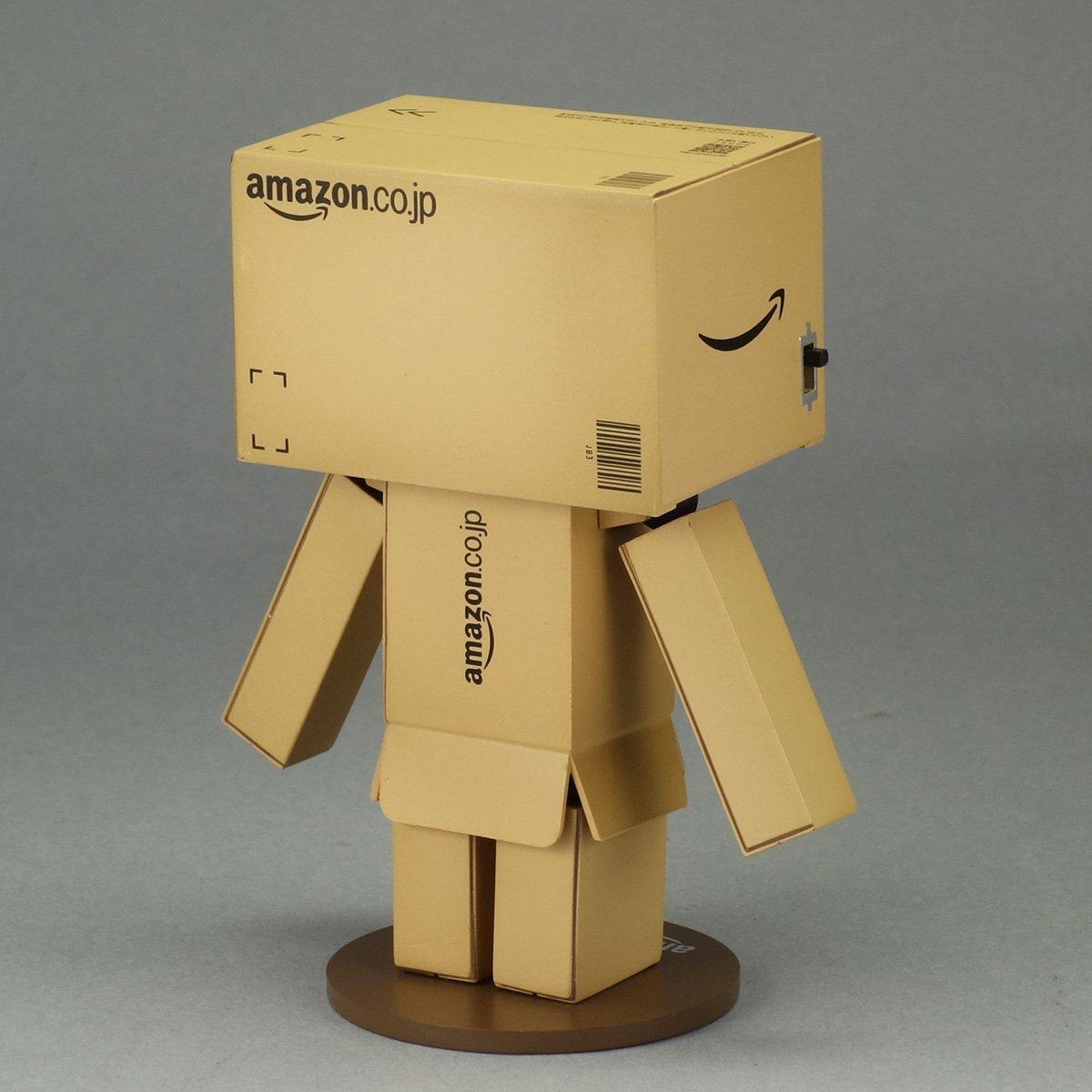// Amazon.co.jp Box Version Danbo Revoltech Danboard Mini Yotsuba/&