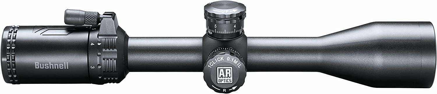 Bushnell Riflescope with DZ 223 Reticle in black finish, with fully multi-coated optics