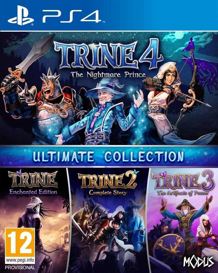 Trine - Ultimate Collection: Amazon.es: Videojuegos