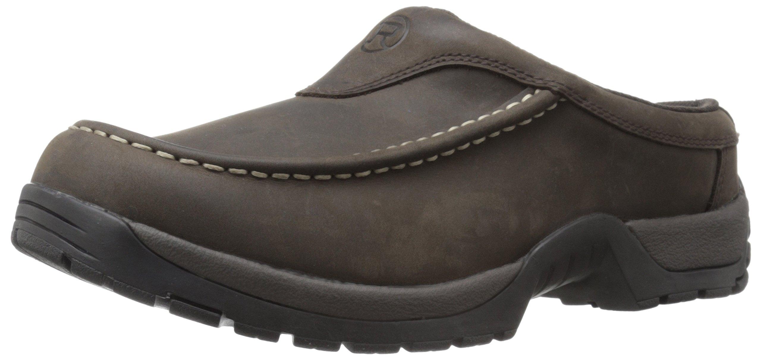 Roper Men's Trot Walking Shoe, Brown, 13 D US