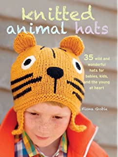 e24e0893 Amazon.com: Animal Hats: 15 patterns to knit and show off ...