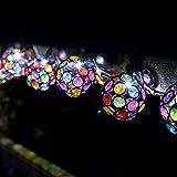 Smart Solar 1062100RP catena luminosa con pietre preziose