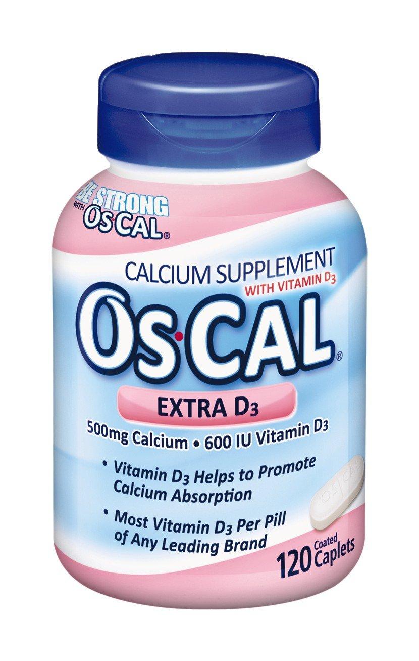 Os-Cal Extra D3 Reviews
